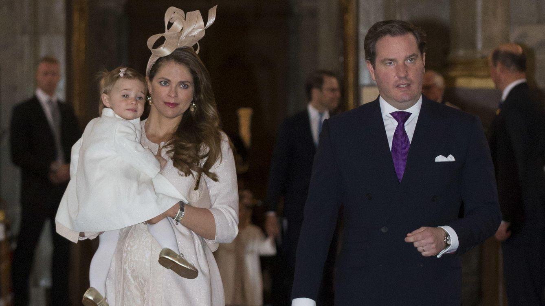 Familia real espa ola magdalena de suecia y chris oneill t a londres y yo a estocolmo - La casa sueca ...