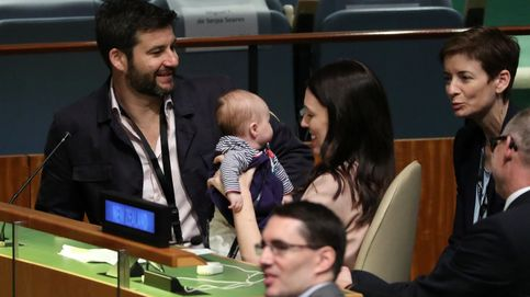 Ardern, la Bescansa de Nueva Zelanda: se lleva a su bebé a la ONU y hace historia
