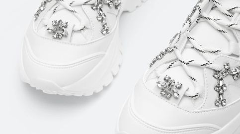 Estas zapatillas deportivas joya de Uterqüe son la nueva obsesión de las estilistas