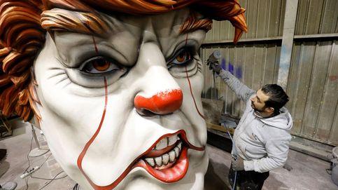 Preparativos para el Carnaval de Niza y suben las temperaturas: el día en fotos
