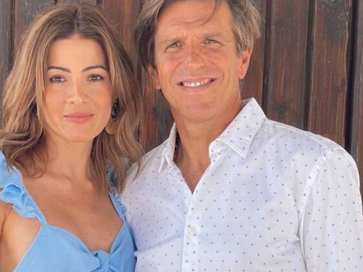 Foto:  Manuel Díaz, el Cordobés, y Virginia Troconis, en sus redes sociales. (Instagram @elcordobesoficial)
