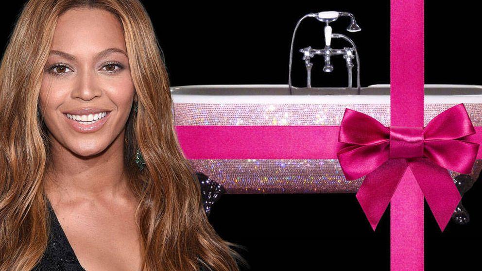 De la bañera de Swarovski de Beyoncé al vibrador de platino de los Beckham