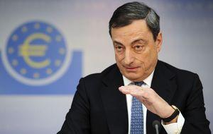 Draghi no responde con medidas a un largo periodo de baja inflación