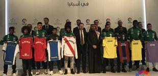 Post de La vida mortificante de los futbolistas árabes que vinieron a jugar (poco) a España