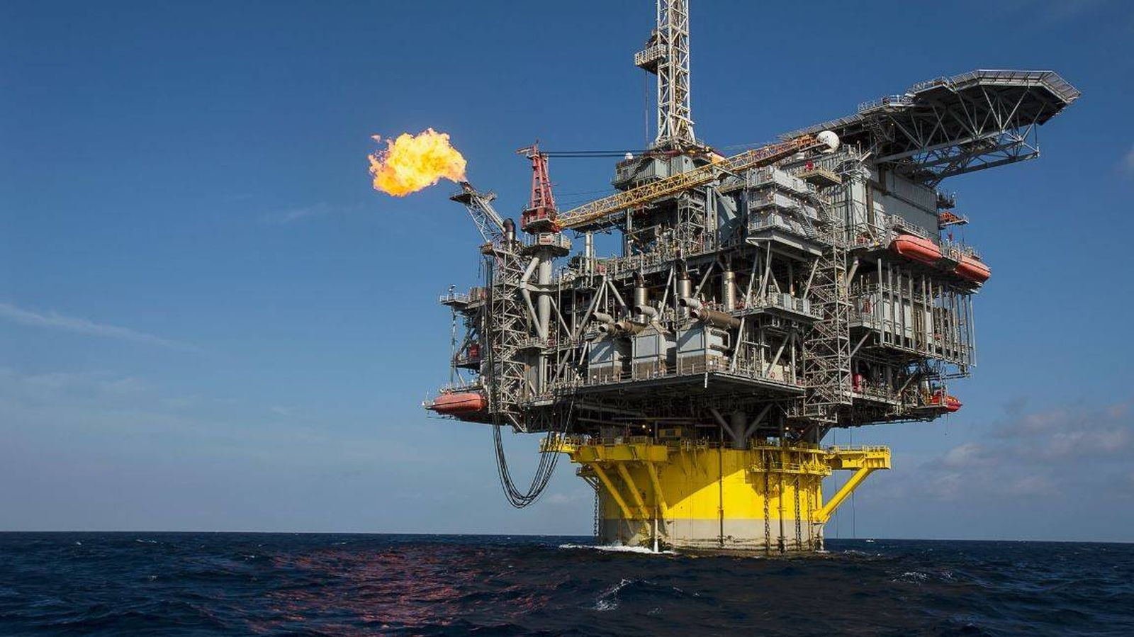 Ingeniería: Ingeniería petrolífera: las mayores plataformas
