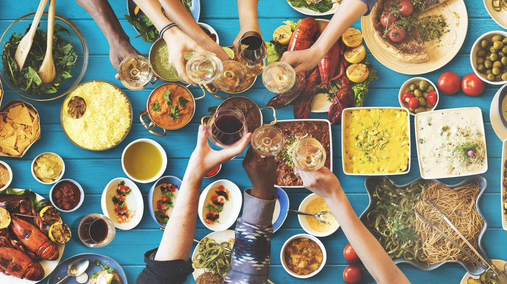 Foto: La dieta mediterránea, una buena opción para cuidar nuestro cuerpo