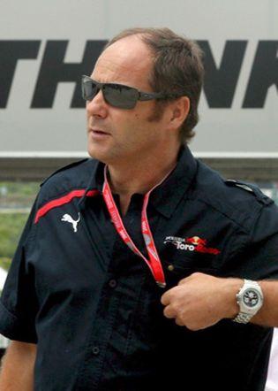 Foto: Berger: Schumacher nunca se ha ido y puede ganar el Mundial