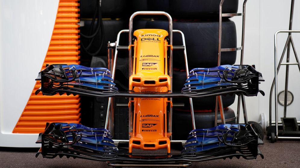 Foto: McLaren entra en el ciclismo el mismo día que desaparece el todopoderoso Sky. (Reuters)
