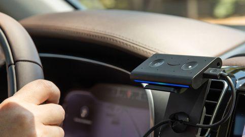 Amazon lanza en España su propio manos libres con Alexa para el coche: así funciona