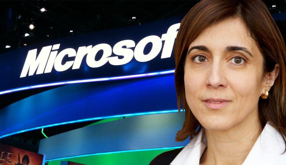 Foto: Pilar López sustituye a María Garaña al frente de Microsoft Ibérica