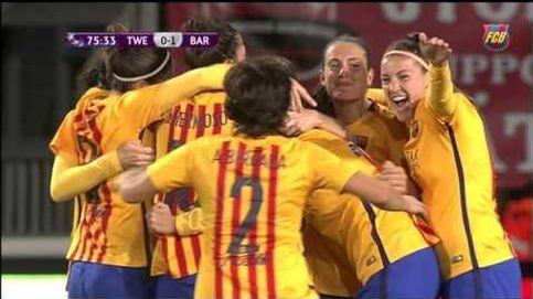 El golazo del Barcelona en la Champions femenina