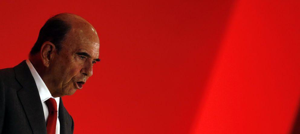 Foto: El presidente del Banco Santander, Emilio Botín (Reuters)