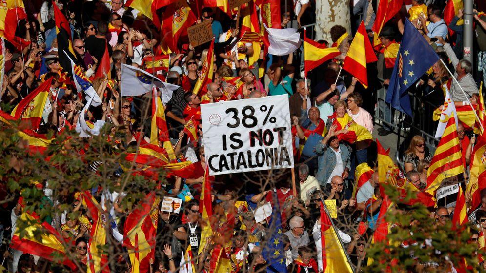 Foto: Manifestación en Barcelona. (Reuters)