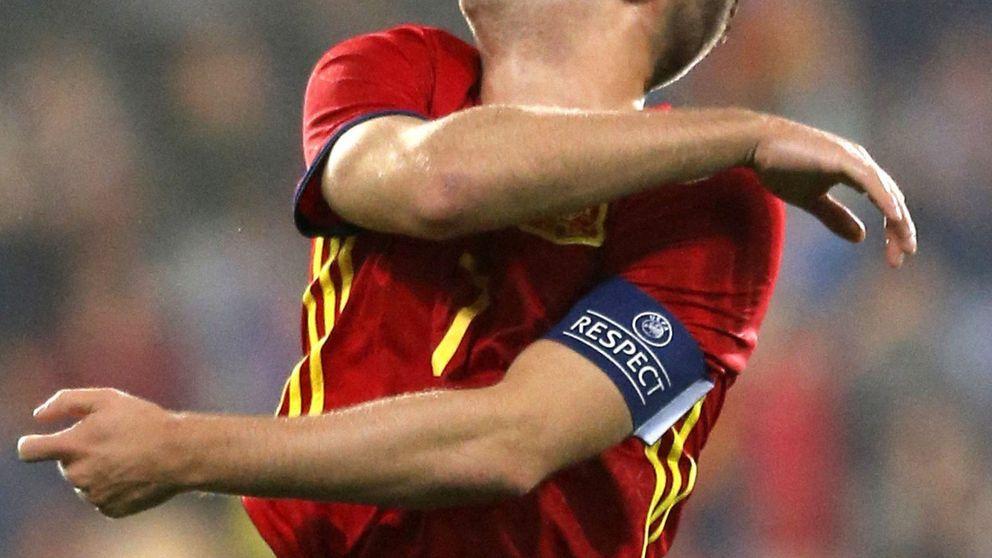 Deulofeu, dos récords para desquitarse del fracaso de 2014 contra Serbia