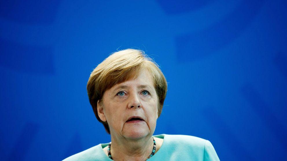 Merkel será de nuevo canciller: supera el escollo de la consulta del SPD