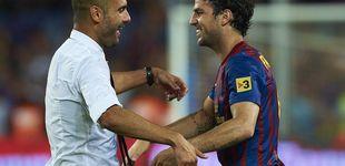 Post de La revancha de Cesc Fábregas que sería venganza con Pep Guardiola