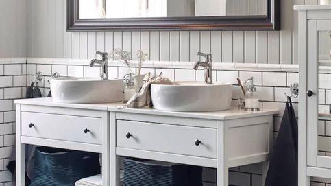 Tres novedades de Ikea en clave deco para un baño de lujo (y ordenado)