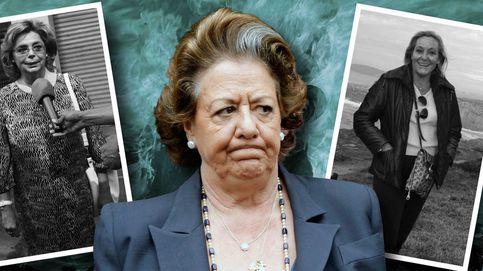 Las mujeres imputadas de Rita Barberá: de la concejala gris a la secretaria