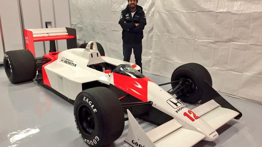 Cambio en McLaren: ¿vuelta a los colores originales, nuevo patrocinador?