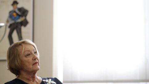 Yvonne Blake, presidenta de la Academia de cine, ingresada por un ictus
