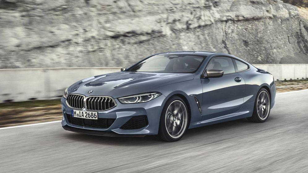 Foto: BMW apuesta por el coche de lujo en 2019