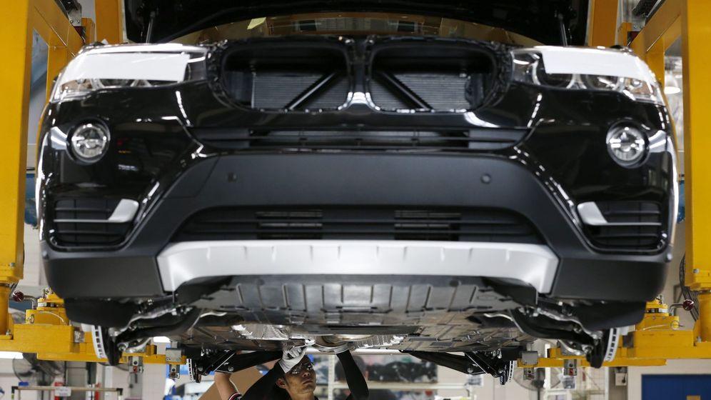 Foto: La fábrica de BMW en Tailandia comienza con la producción de su línea de vehículos híbridos.