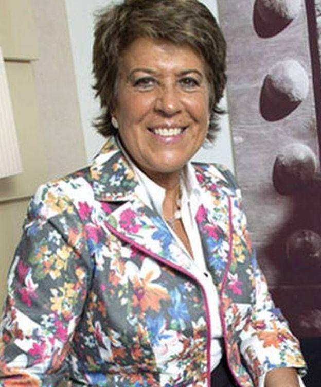 Foto: Conchita Pérez, poligrafista de 'Sálvame'.
