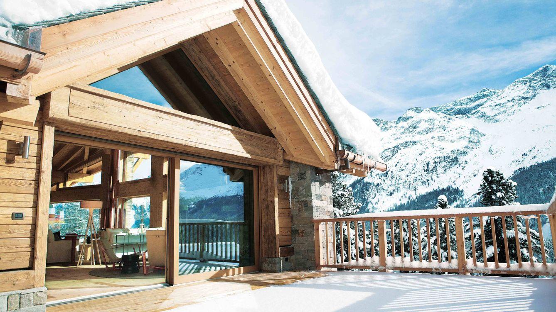 Casas de lujo casa en la monta a hasta 60 millones por for Casa en la montana