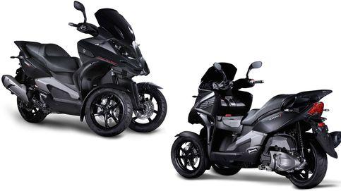 Quadro: la moto de cuatro ruedas