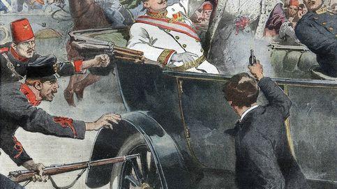 La sangrienta historia del coche en el que comenzó la I Guerra Mundial