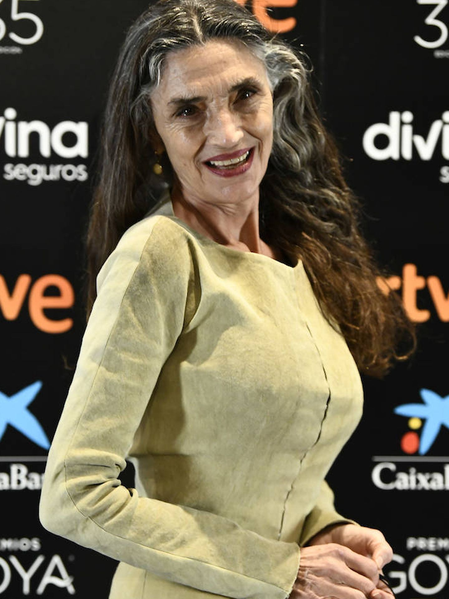 Ángela Molina. (Limited Pictures)
