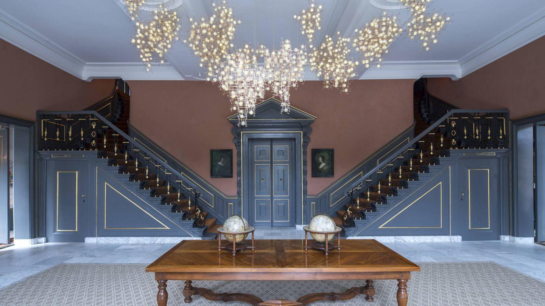 Vestíbulo del palacio Huis ten Bosch. (RVB - Corné Bastiaansen)
