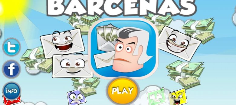 Foto: Semana XXXI: de la 'app' de Bárcenas a la antidesahucios, los juegos se ponen críticos