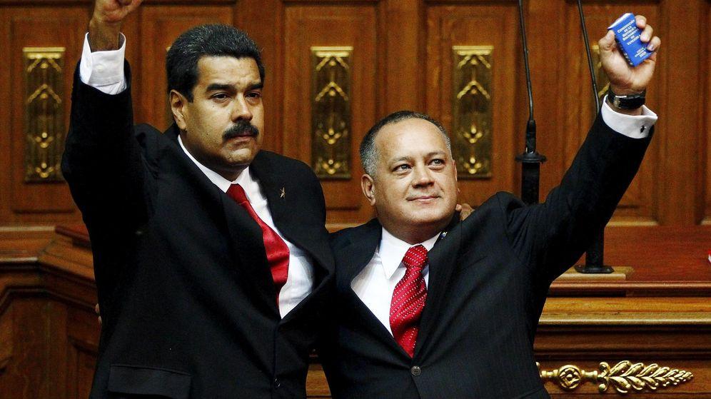 Resultado de imagen de Maduro y Cabello