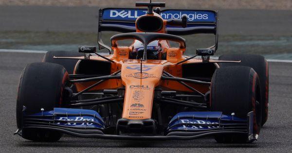 Sainz y McLaren enseñan los dientes y amagan con otra sorpresa en Shanghai