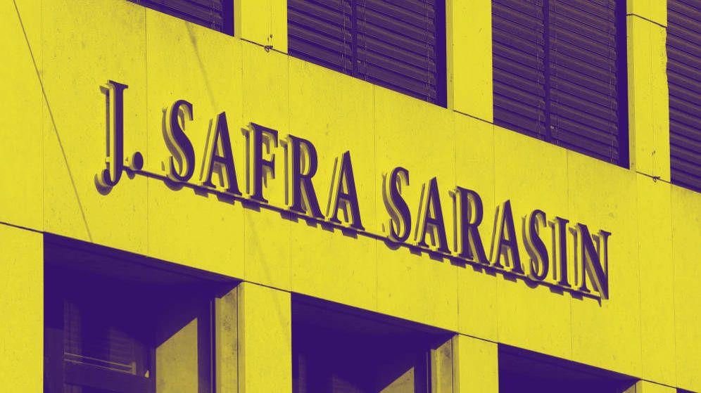 Foto: Fachada de una de las oficinas de J. Safra Sarasin, en Basilea. (Reuters)