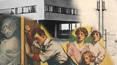 ¿Casas y escuelas anticovid? Cómo la arquitectura pospandemia ha moldeado siempre nuestras ciudades