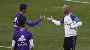 Conte se relamerá con Morata y Zidane, con Hazard: ¿se cambiarían los cromos?