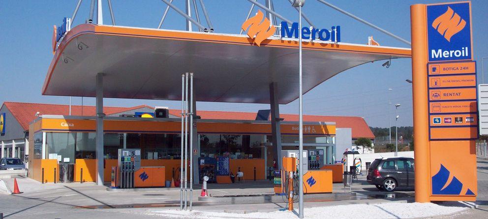 Foto: Estación de Meroil en Sant Cugat