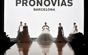 Vuelve la guerra de las novias entre Pronovias y Rosa Clarà