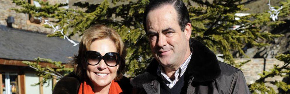 Foto: El mosqueo de Bono con su exmujer, Ana Rodríguez
