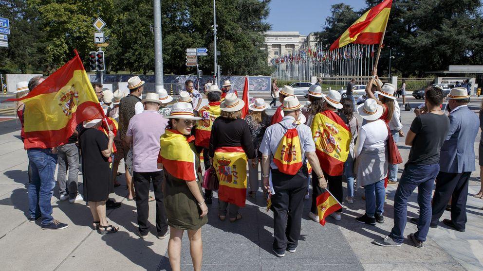 Fran Rivera y José Manuel Soto llaman a marchar el 12-O por la unidad de España