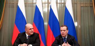 Post de Mishustin recibe el testigo de Medvédev y prepara el gobierno ruso de transición