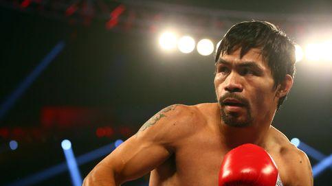 Yihadistas filipinos querían secuestrar al boxeador Manny Pacquiao