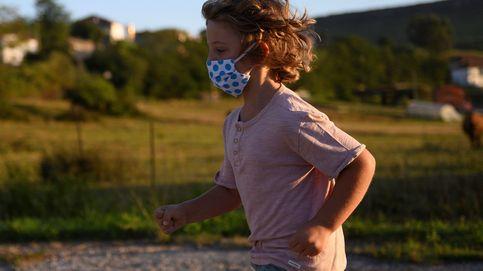 Un estudio revela una menor tasa de contagio de covid-19 entre los menores
