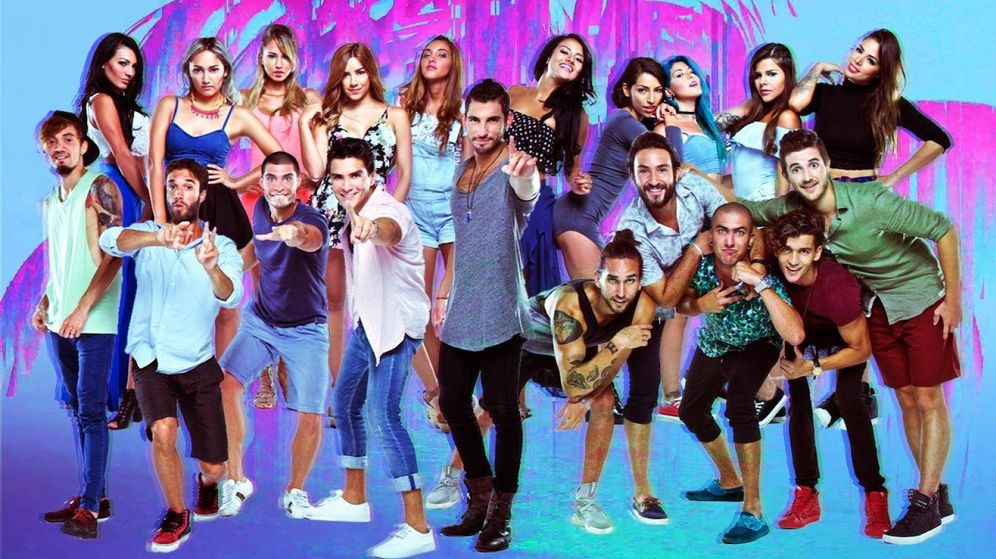 Foto: Participantes del programa 'Are You the One? El match perfecto'. (MTV España)