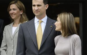 Una invitación a Davos provocó una disputa entre Letizia y Cristina