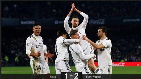 Los miedos del Real Madrid de Solari no tienen perdón (aunque los salve Ceballos)