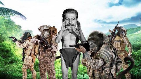 Los 'hombres mono' de Stalin, soldados invencibles