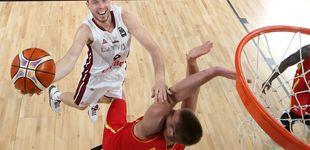 Post de La Letonia de Porzingis impresiona y ya está en cuartos del EuroBasket